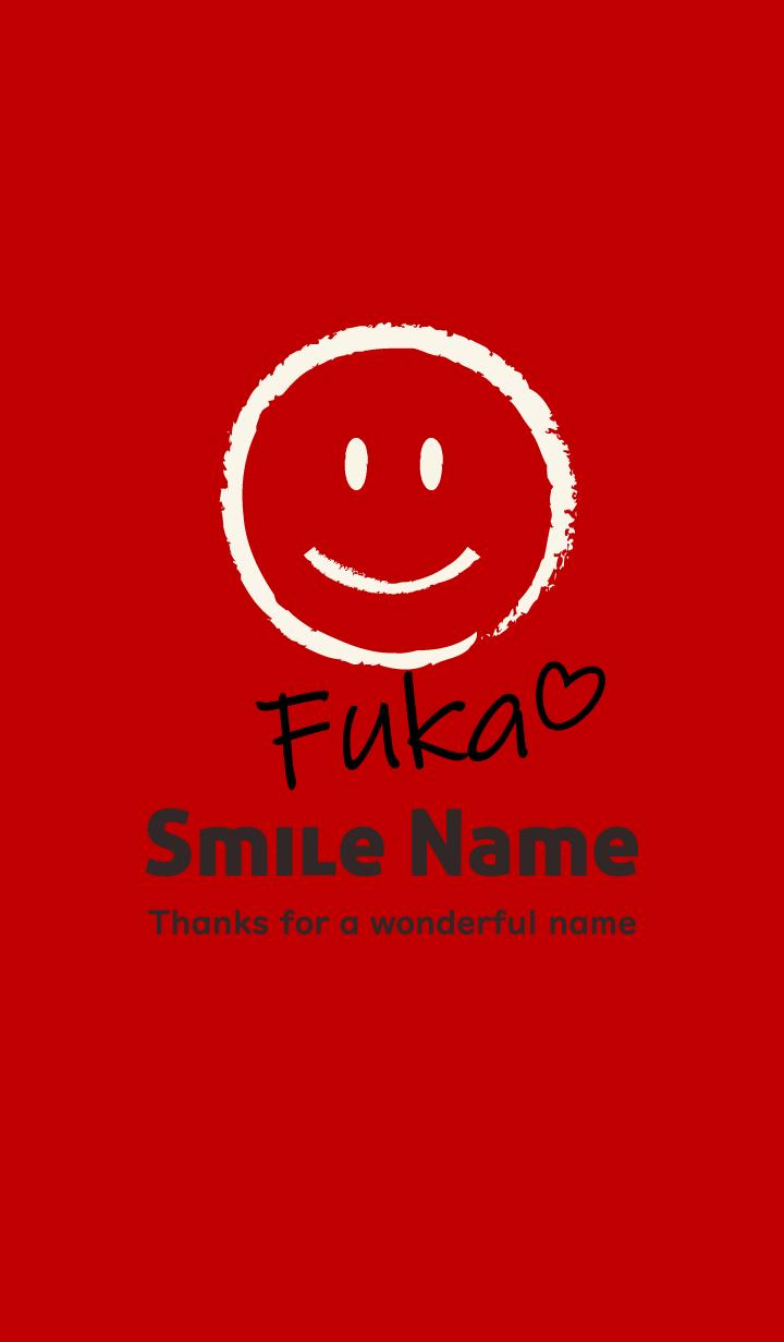 Smile Name Fuka