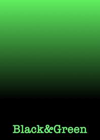Simple Green & Black no logo No.6-6