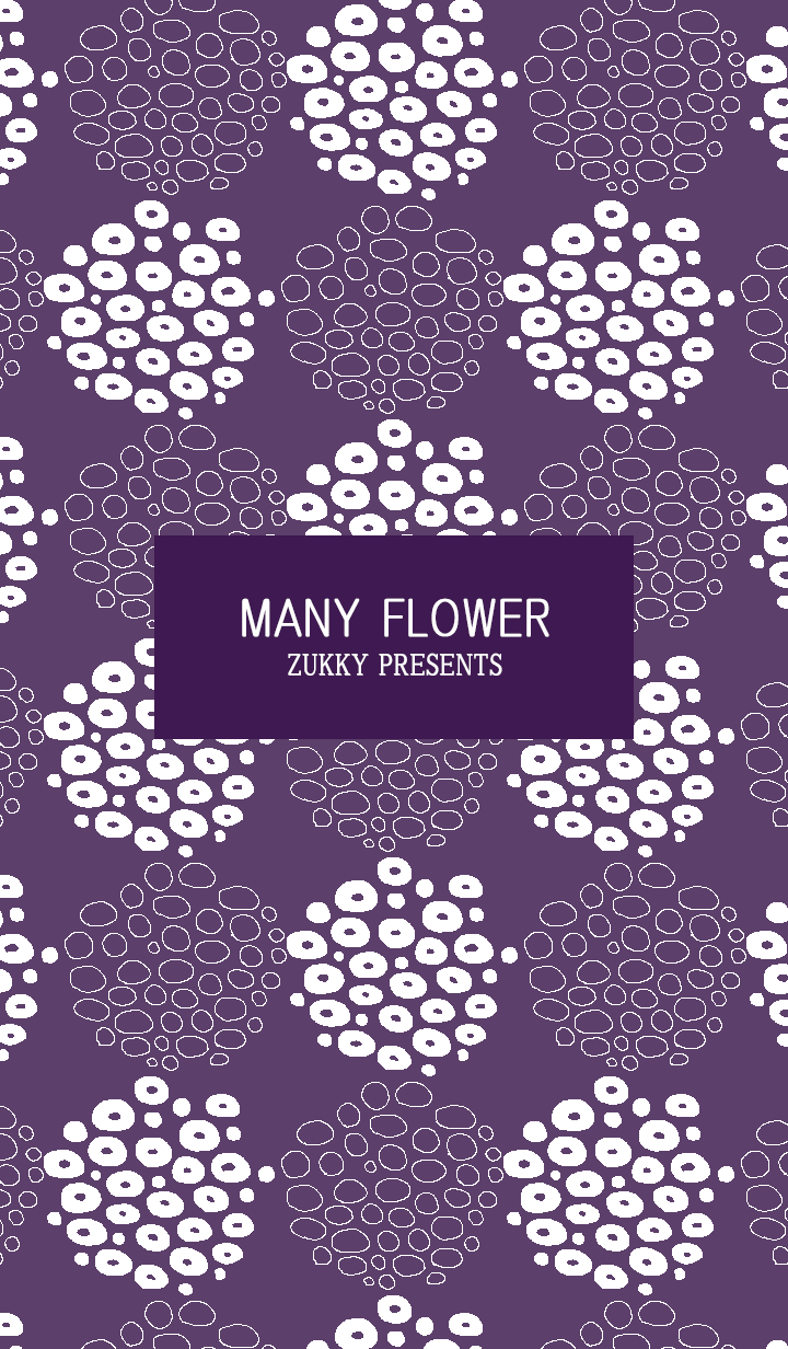MANY FLOWER42