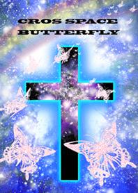 Cross Space Butterfly