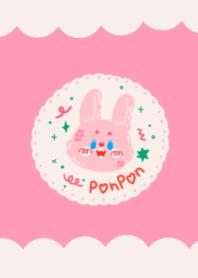 PonPon LoveU [Pink]