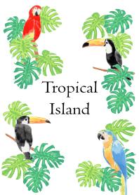 Tropical Island #cool