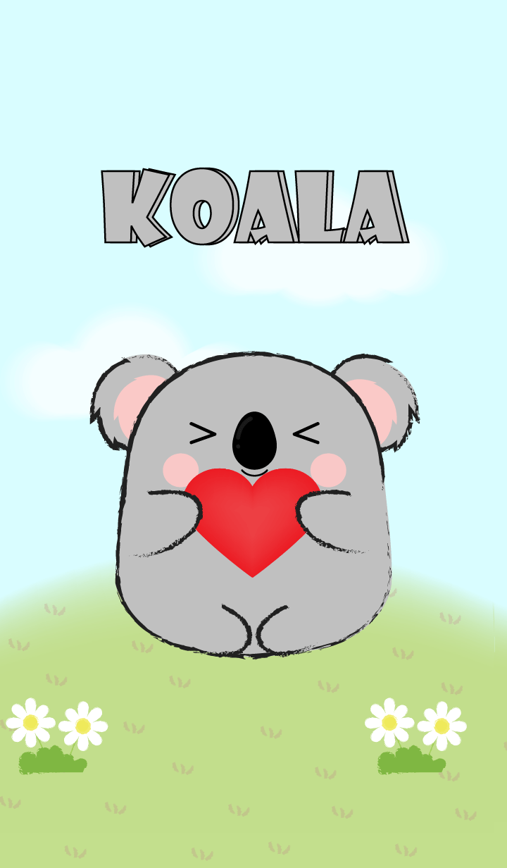 My Fat Cute Koala Theme