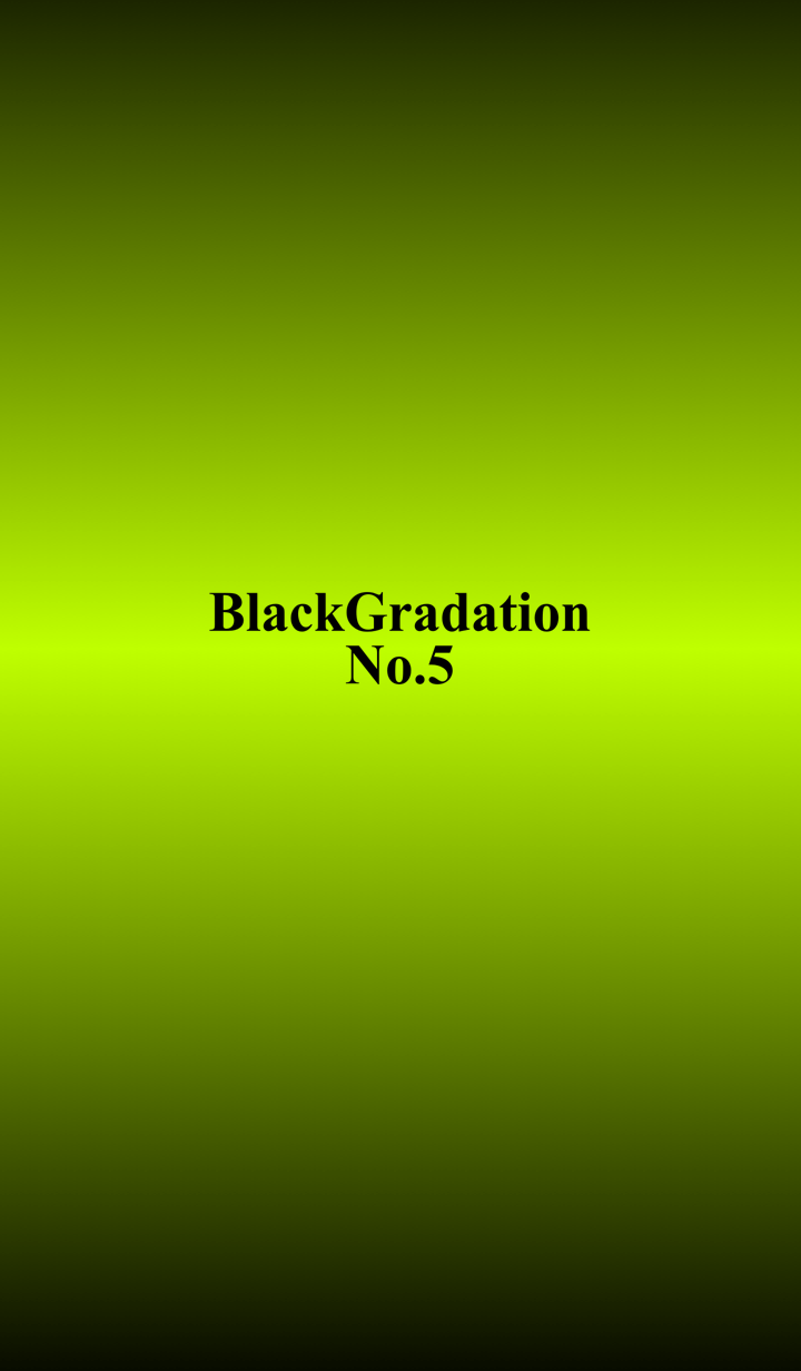 Simple gradation No.4B-5