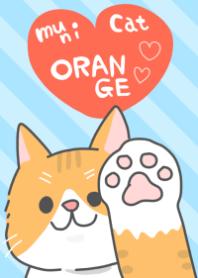 muni cat orange