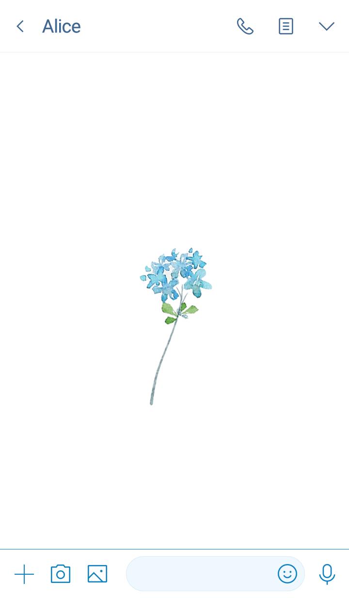 Watercolor flower1.