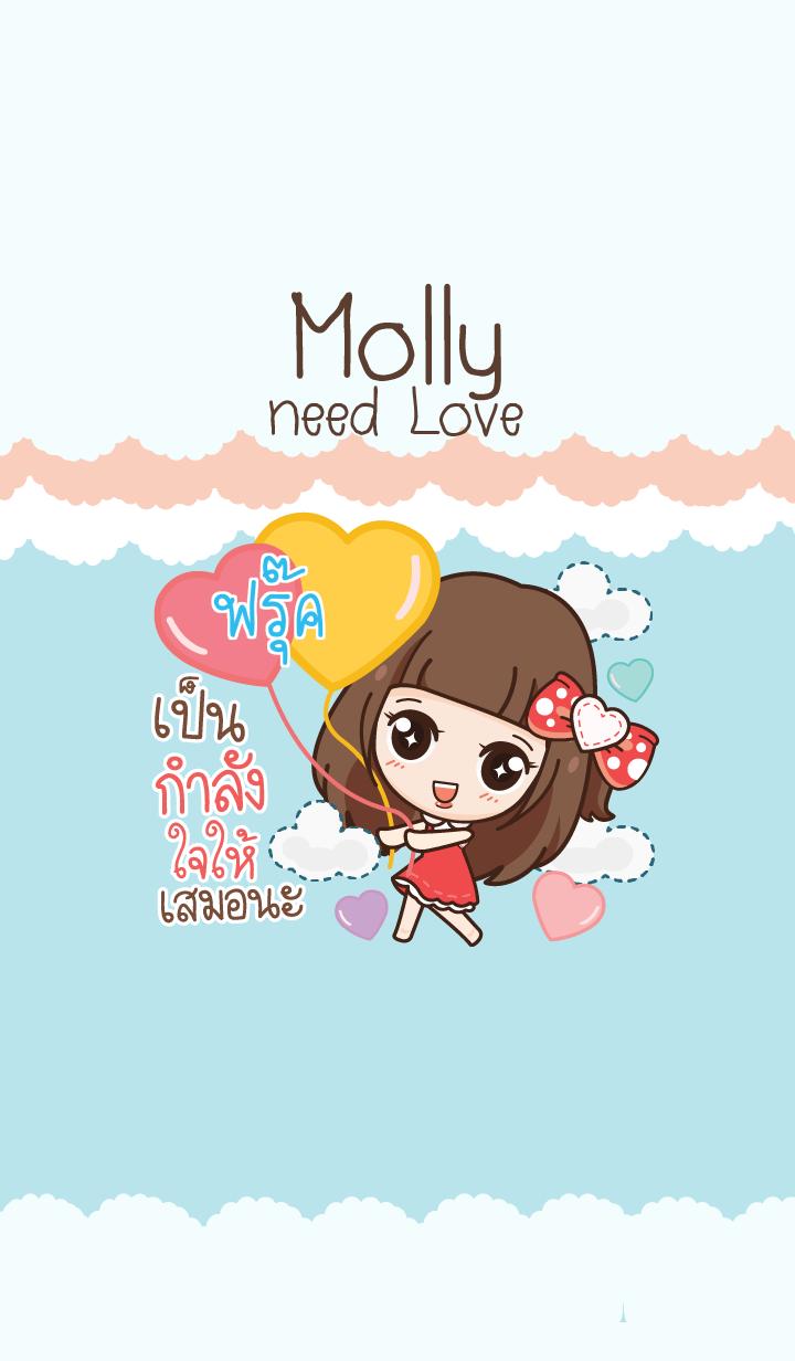 PRUK molly need love V10