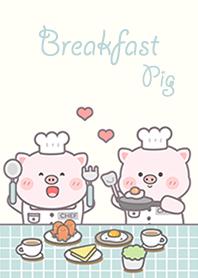 Pig & Breakfast!