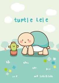 Loloxlele 砳砳小烏龜