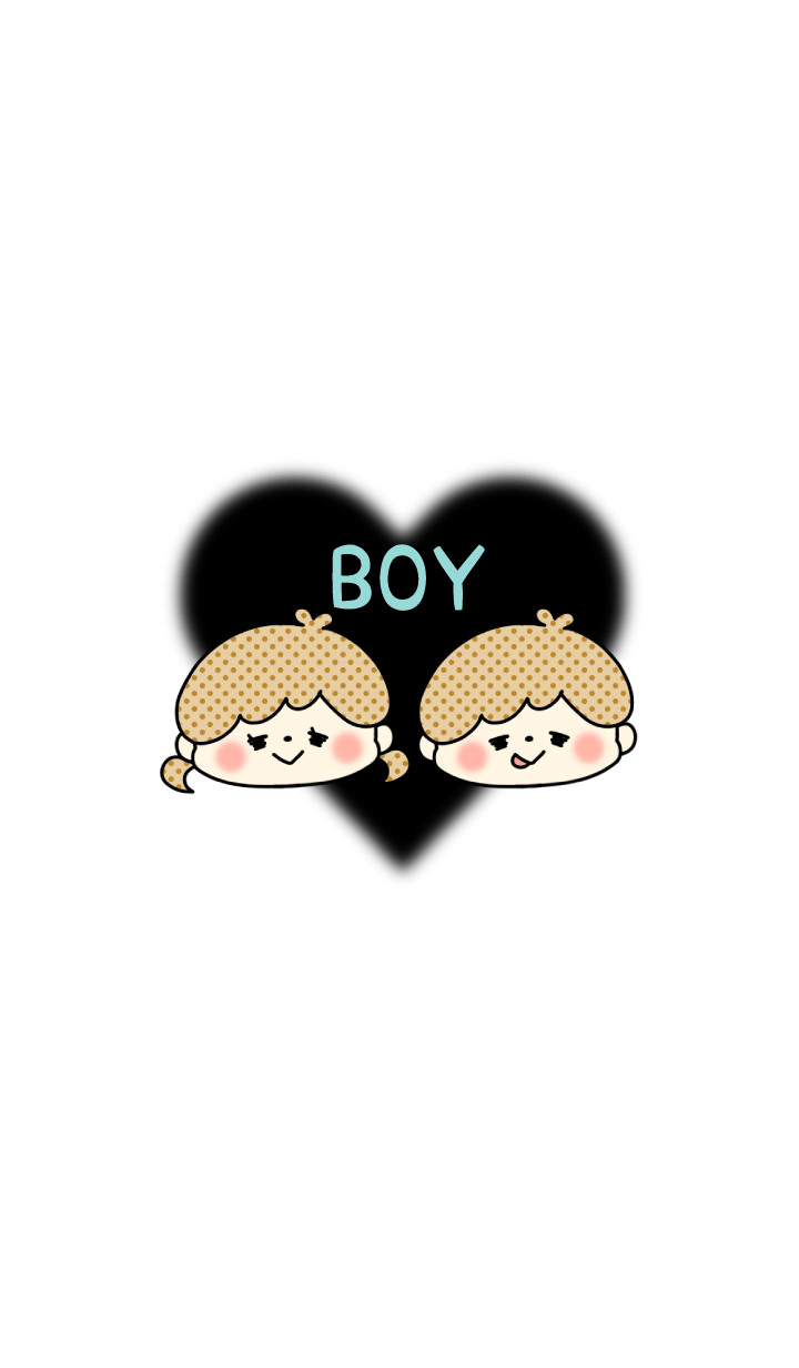 -LOVELY COUPLE THEME- BOY / No.18