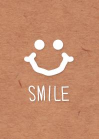 Kraft paper-Smile2-joc