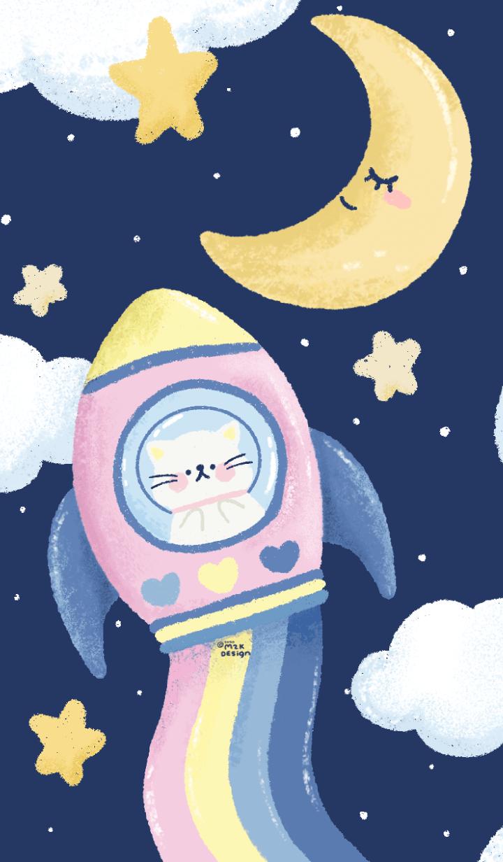 GIGI : dream me the galaxy