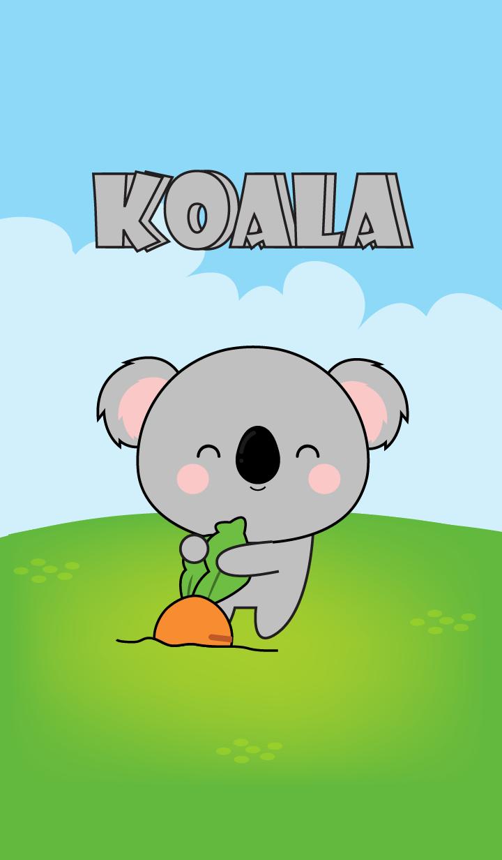 Love Kawaii Koala Theme (jp)