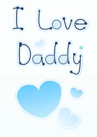 I Love Daddy 2 (Green Ver.8)