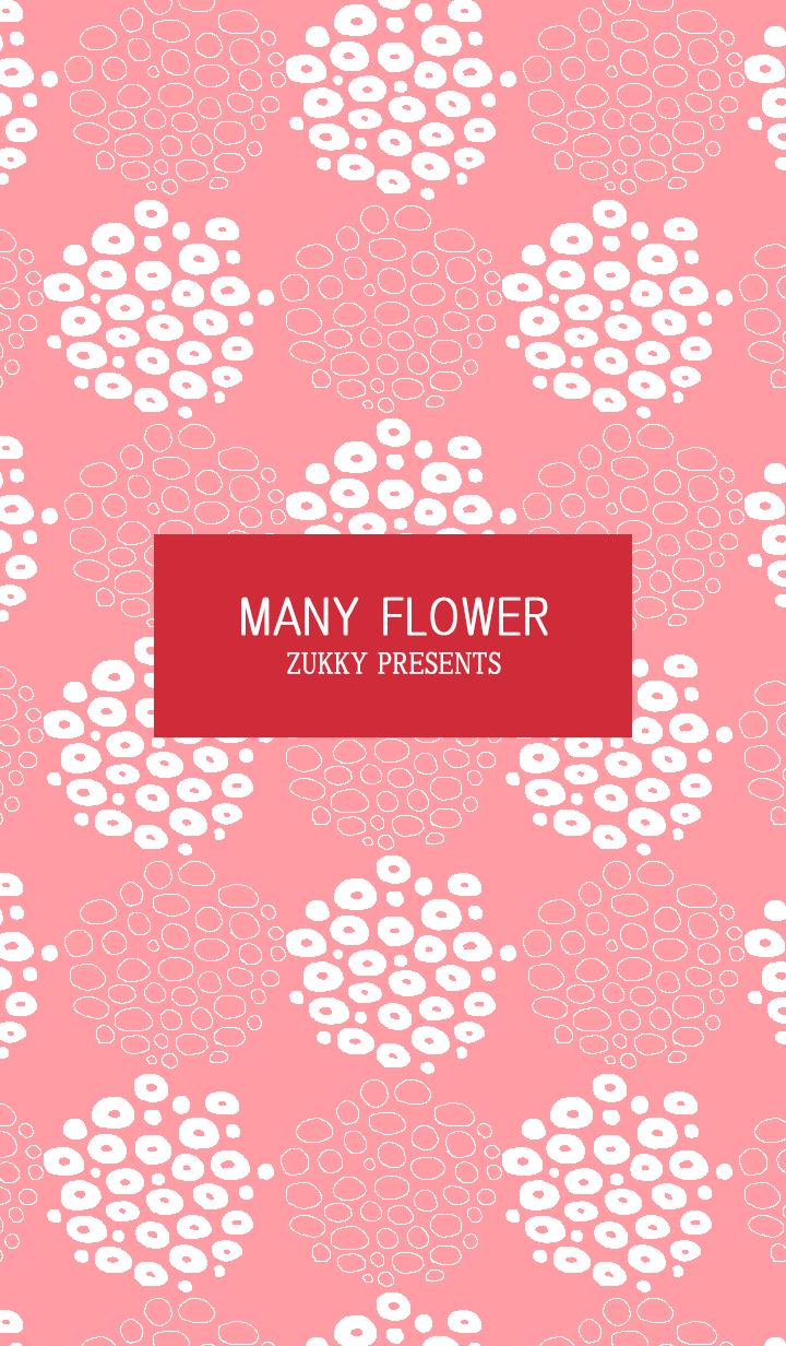 MANY FLOWER39