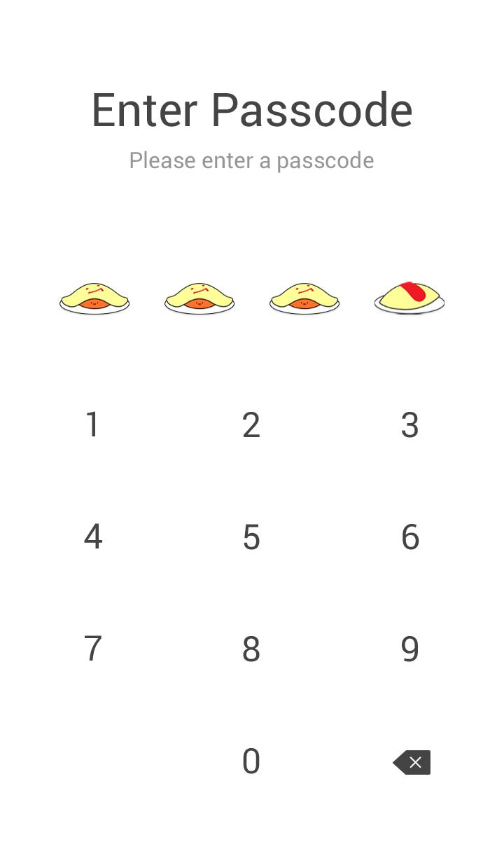 Devil's omelette rice