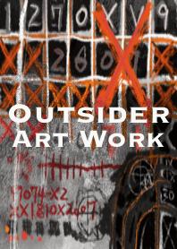 OUTSIDER ARTWORK X824