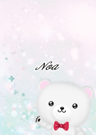 Noa Polar bear gentle