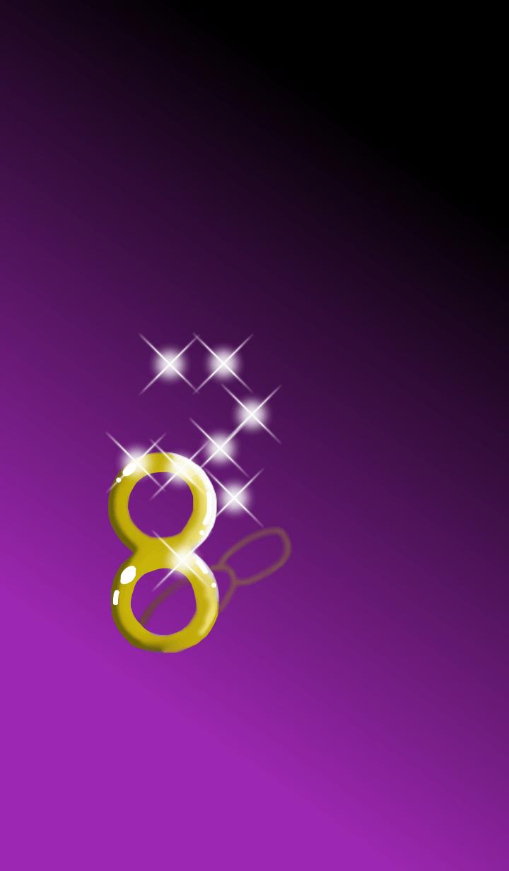 Gold 8 & Gold Rutile Quartz 8.BP