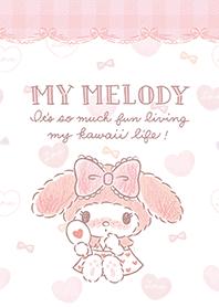 My Melody(粉色妝篇)