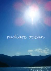 radiate ocean