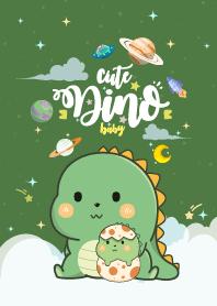 Dinosaur Lover Green Tea
