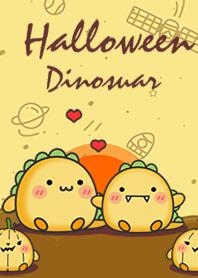 Halloween & Dinosaur