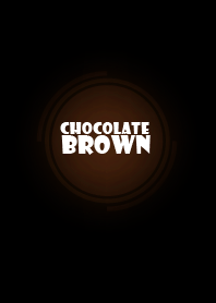 chocolate brown in black theme vr.3