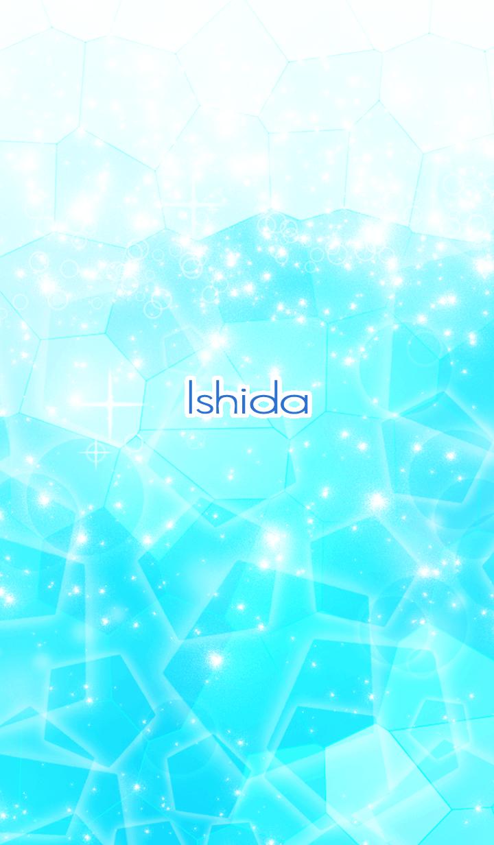 Ishida Beautiful Blue sea Crystal