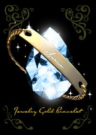Jewelry Gold bracelet_373