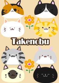 Takenobu Scandinavian cute cat