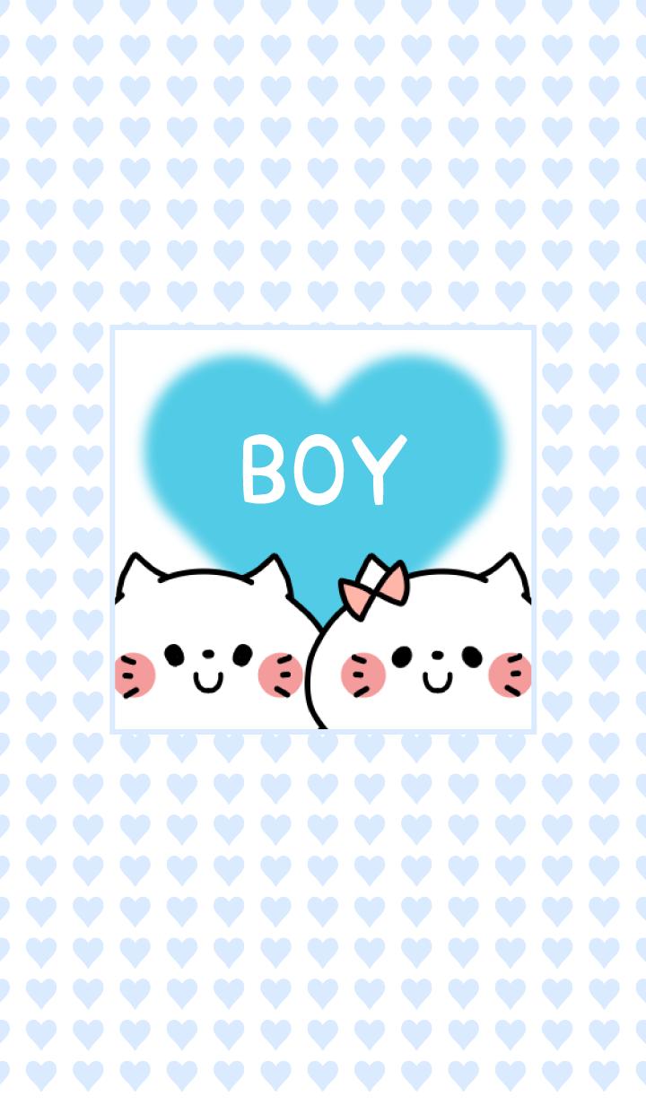 -LOVELY COUPLE THEME- BOY / No.22