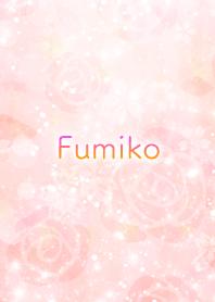 Fumiko rose flower
