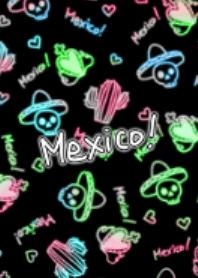 Colorful Neon Mexico!