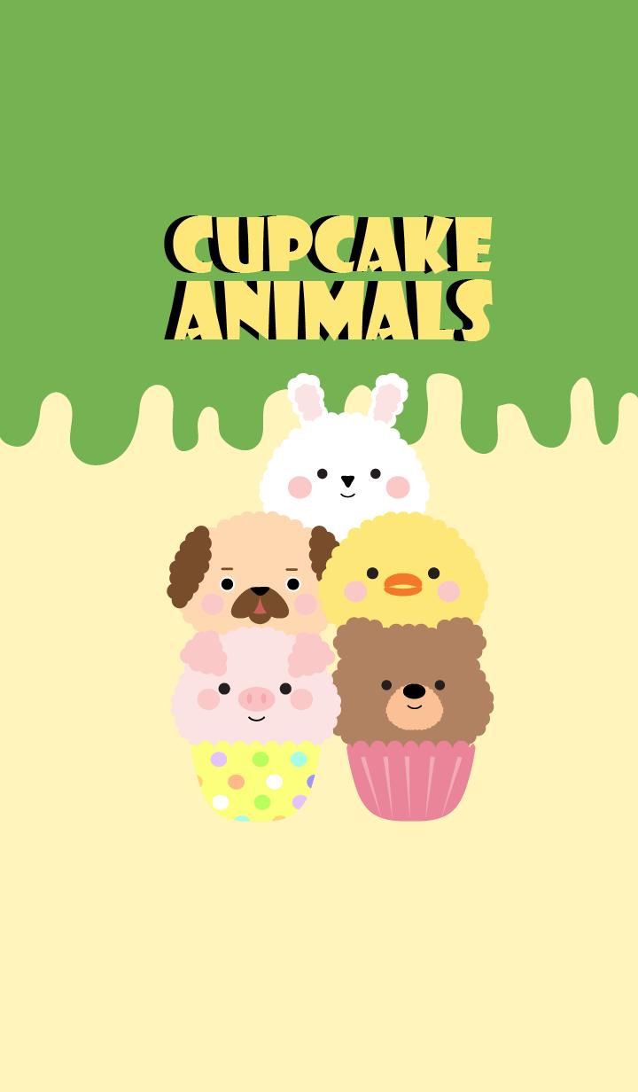 Cupcake Animals (jp)