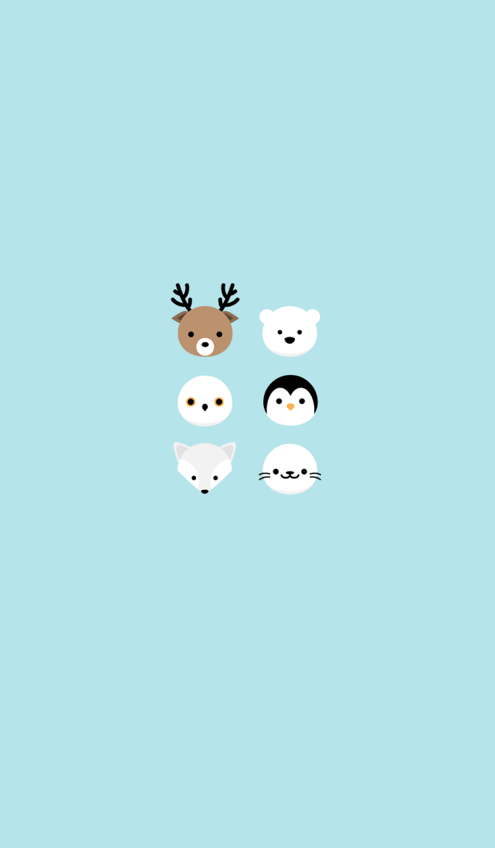 Animals : Arctic