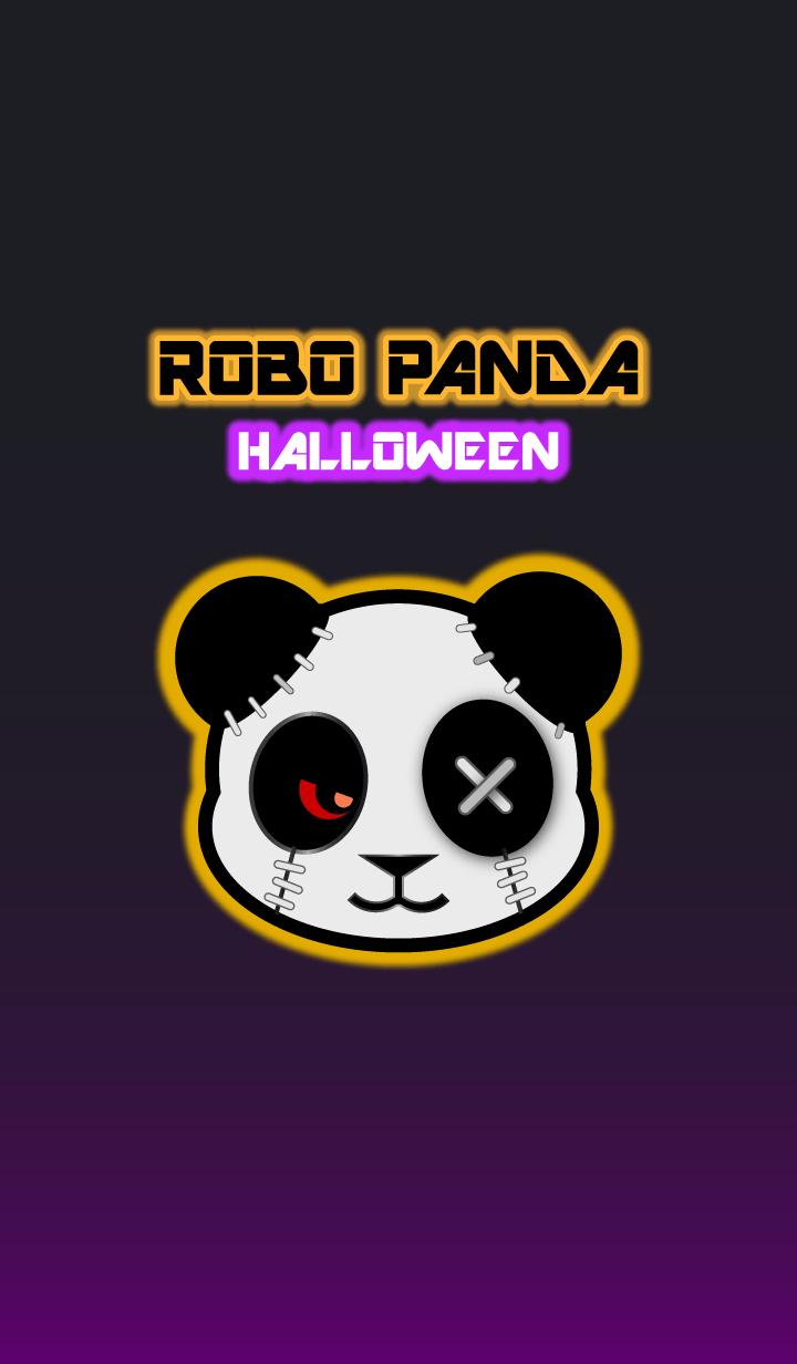 ROBO PANDA Halloween @Halloween2019
