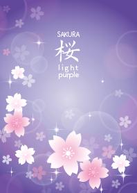 Cherry Blossoms Light purple