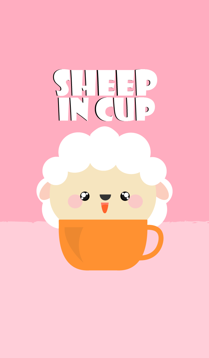 White Sheep in Cup Theme (jp)
