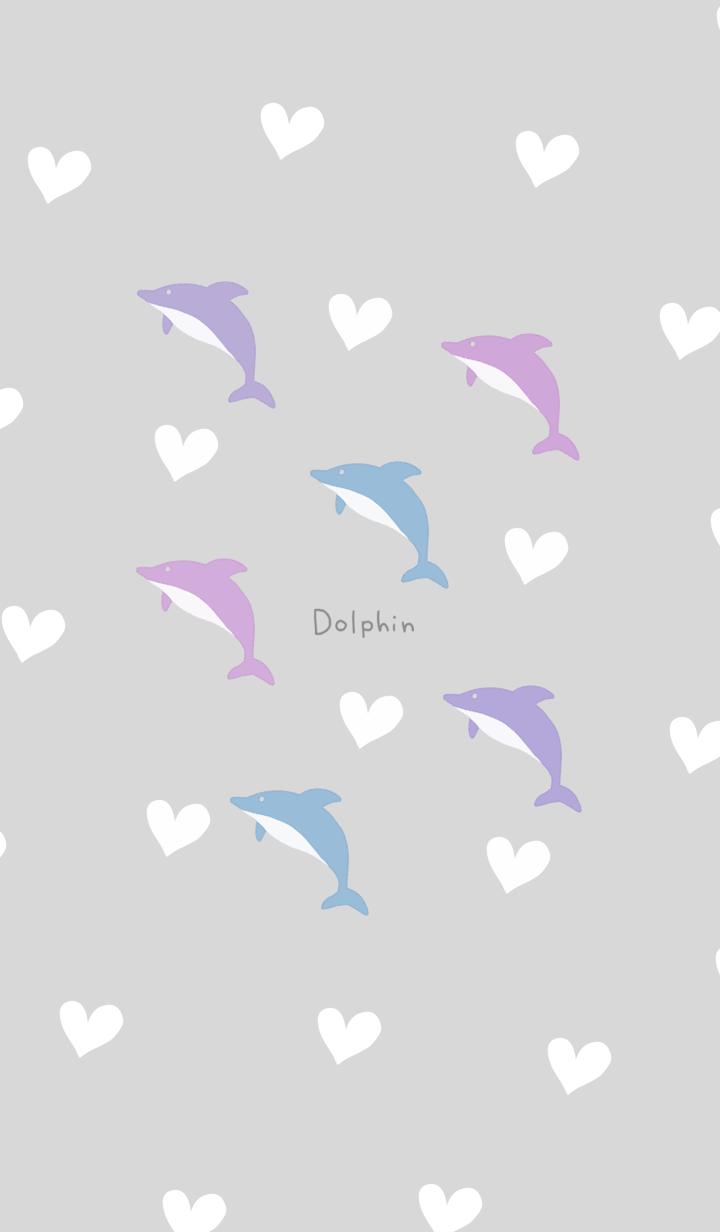 Cute dolphin5.