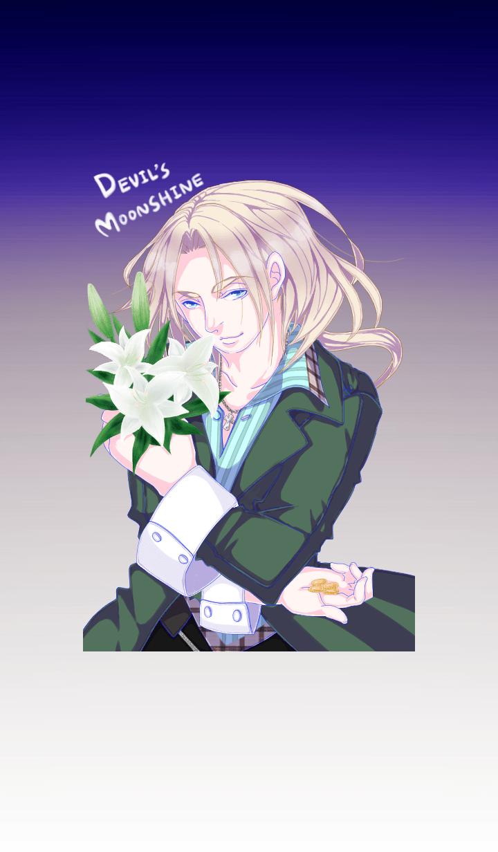 Devil's moonshine Ver.JP