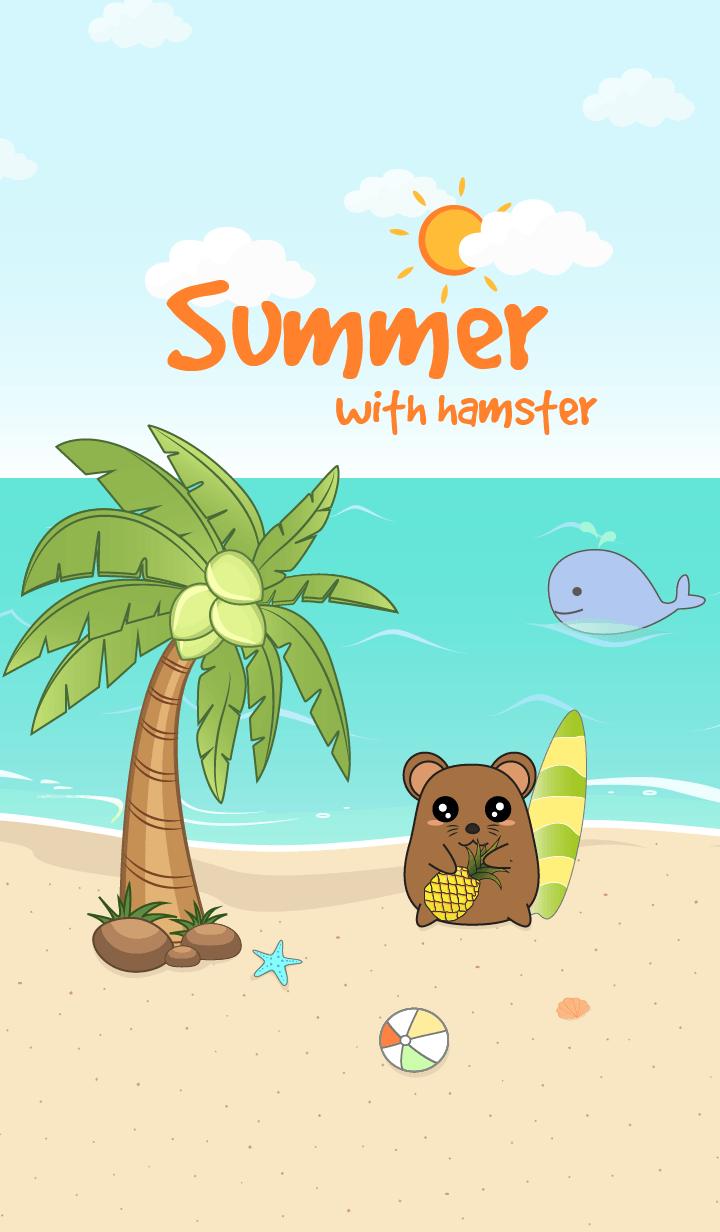 Hamster Summer