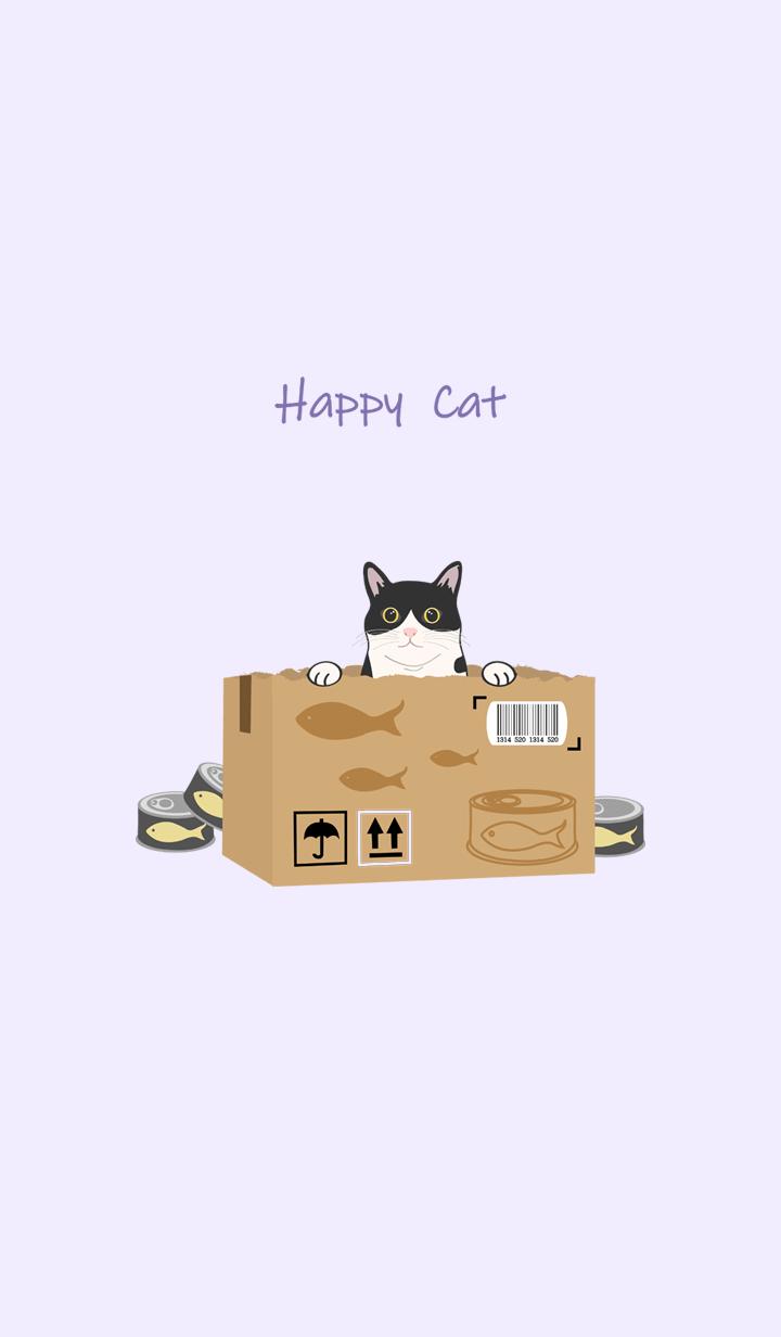 판지처럼(우유 고양이)