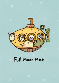月球先生的海底旅行