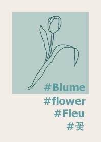 #flower =green=