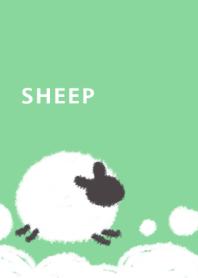 Summer Sheep