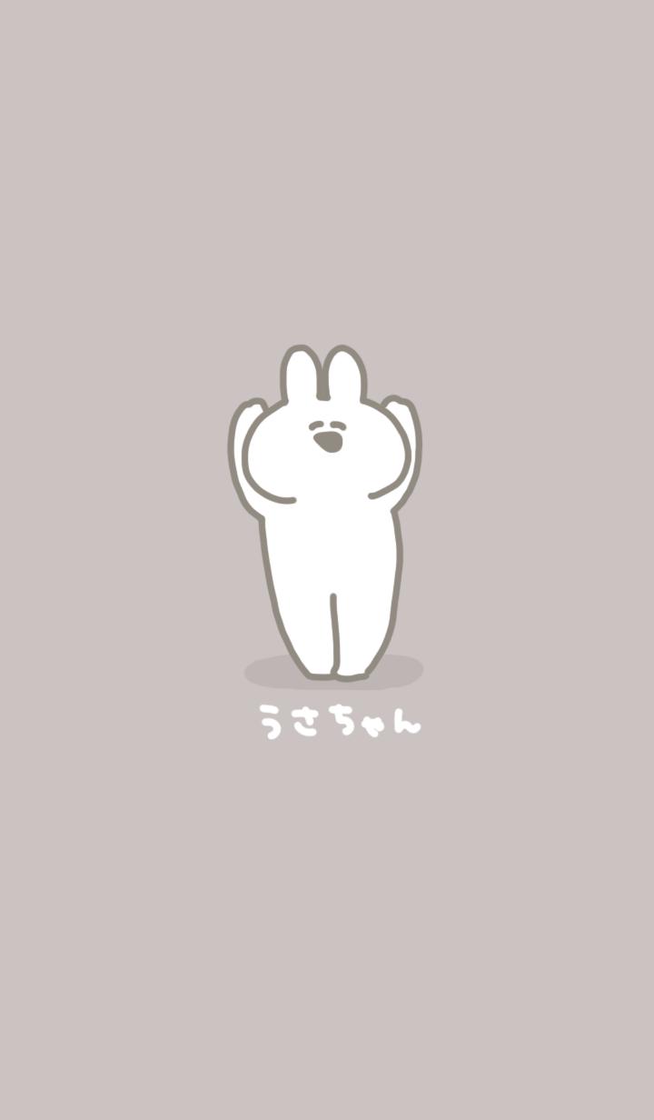 Theme of rabbit
