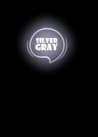 Silver Gray Neon Theme Ver.7