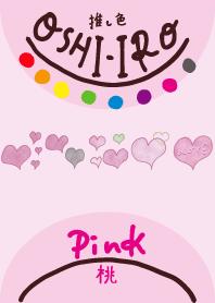 I found my OSHI-IRO , Pink-86