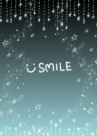 Starry sky gradation Smile29